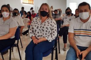 La diputada Silvia Rojas visitó las localidades de Irigoyen y Eldorado