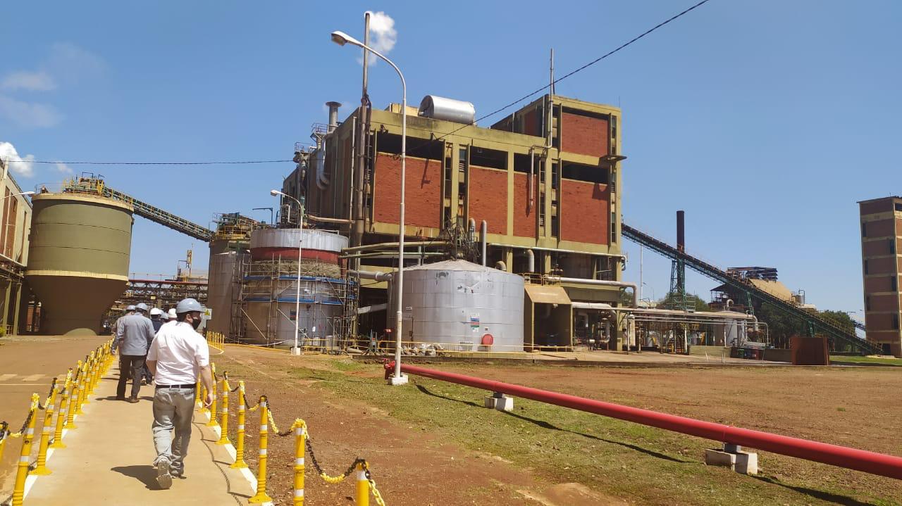 Papel Misionero inyectará energía al sistema interconectado provincial