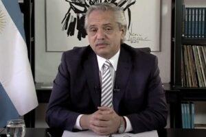 El presidente Alberto Fernández expondrá el jueves en el Foro Económico Mundial de Davos