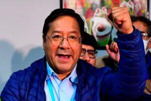 El MAS ganó las elecciones en Bolivia y Añez reconoció su derrota