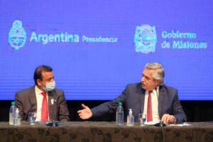 Fernández garantizó fronteras cerradas mientras dure la pandemia