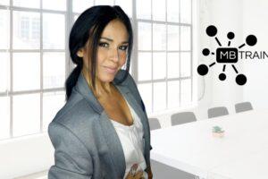 María Bernardini lanzó un sitio web para ayudar a emprendedores