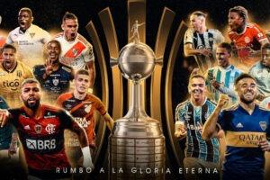 River, Boca y Racing se verán con equipos brasileños en los 8vos de la Libertadores