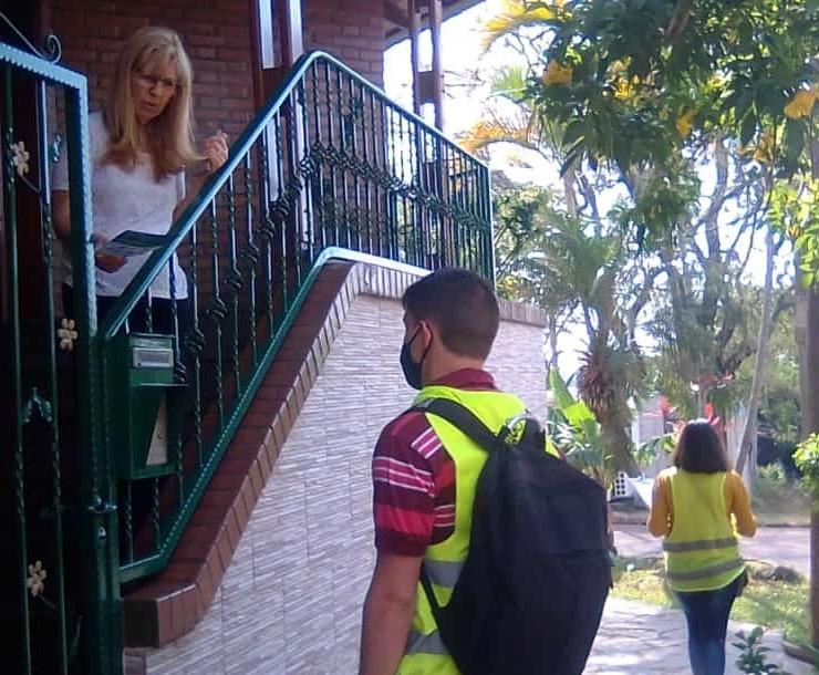Posadas Sustentable: las acciones de sensibilización llegaron a Villa Molas