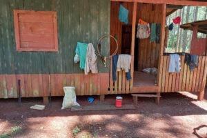 Detectan trabajo esclavo en una explotación forestal de Misiones