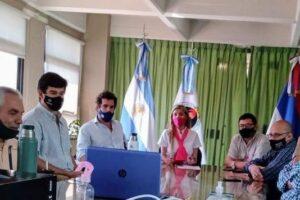 Posadas se adhiere a la Red Argentina de Municipios frente al Cambio Climático