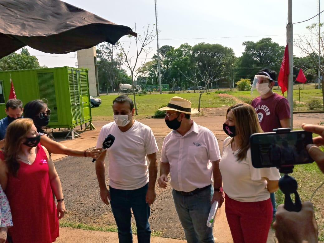 """Herrera Ahuad rechazó acusaciones de Paraguay sobre """"falta de empatía"""" y recordó que Misiones siempre brindó ayuda sanitaria"""