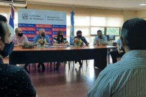 Empresarios del sector cerámico garantizaron que en Misiones no faltarán ladrillos