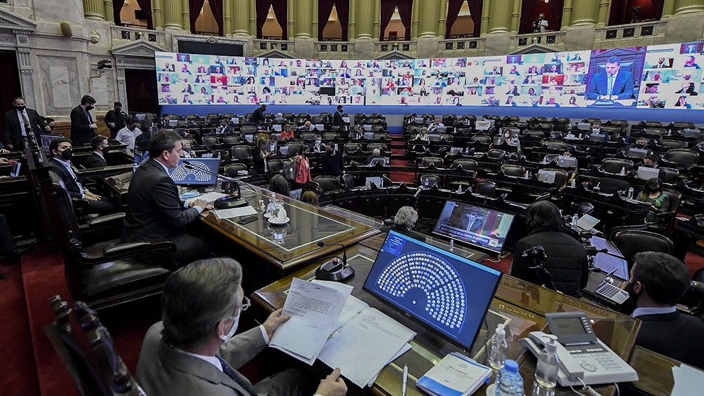 Diputados: es ley el proyecto de sostenibilidad de la deuda pública