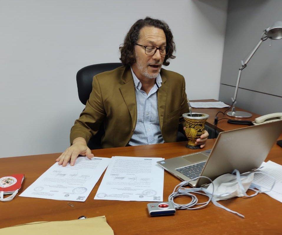Páez solicita construcción de sanitarios y sala para Nivel Inicial de Escuela 859 de Puerto Piray