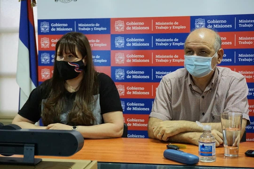 Empresas recuperadas: autoridades provinciales proyectaron políticas con el Secretario de Economía Social, Emilio Pérsico