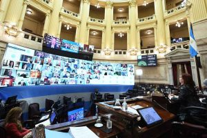 El Senado aprobó los pliegos de la Jueza Skanata y de otros 27 de jueces y fiscales enviados por el Gobierno