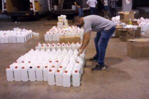 Fin de ciclo: comenzó la distribución de materiales de bioseguridad para las escuelas de Misiones