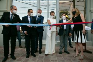 El Tribunal de Cuentas inauguró el edificio institucional con la mayor tecnología del país