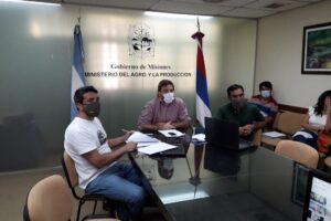 El Ministerio del Agro avanza en el proceso para declarar la Emergencia por la sequía