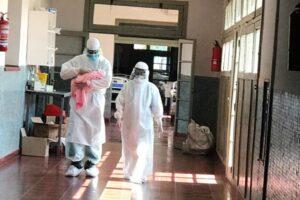 Otras 177 personas murieron y 9.695 fueron diagnosticadas con coronavirus en el país