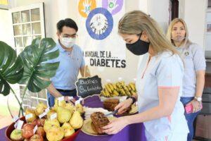 Jornada de prevención y control por el Día Mundial de la Diabetes y Sin Alcohol