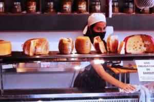 Invertir en pandemia: El Palacio de los Quesos, donde el sabor es marca registrada