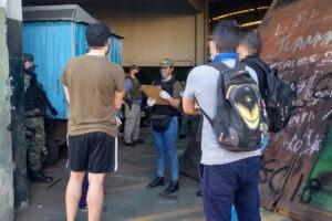 Múltiples allanamientos en Misiones y Buenos Aires  para desbaratar a una organización narcocriminal