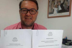 """Cacho Bárbaro relanzó el Fondo Yerbatero: ahora es """"INYM-friendly"""" y asegura que él no manejará fondos"""