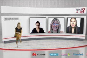 Se llevó a cabo el primer encuentro de Igual ICT de Huawei, un debate acerca de la educación TIC del futuro