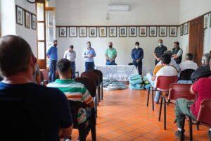 IFAI y el Ministerio del Agro entregaron insumos a productores de Concepción de la Sierra