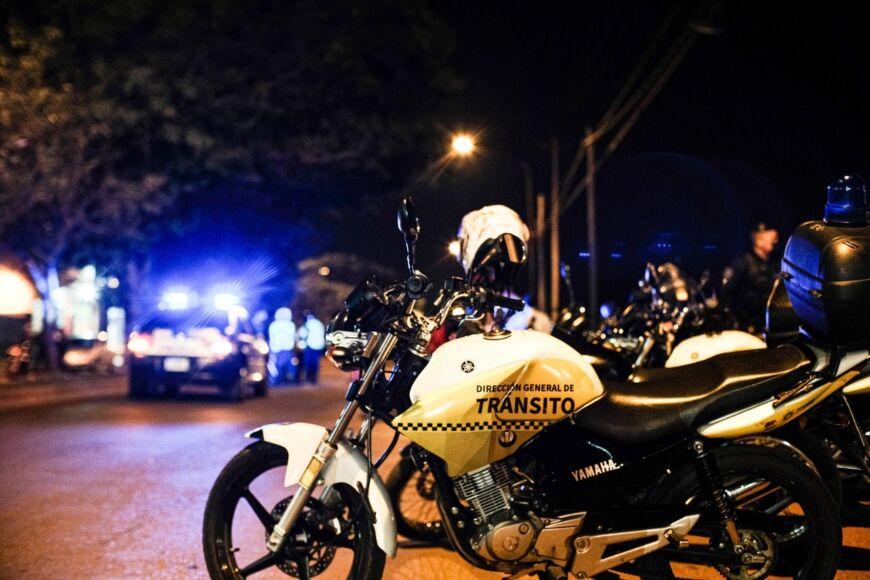 """Ladrones le """"secuestraron"""" una moto a la Dirección de Tránsito de Posadas"""