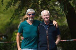 Dos veteranos de Malvinas, uno argentino y el otro inglés, fueron nominados al Nobel de la Paz