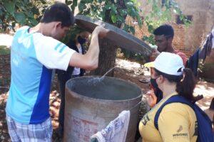 Tareas prevención Dengue en Oberá