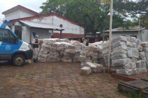 Contrabando en Misiones: Prefectura secuestró mercadería valuada en más de dos millones de pesos