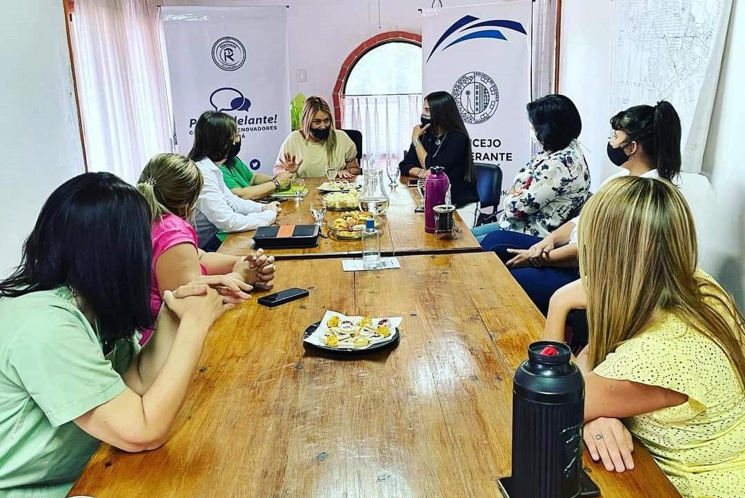 """Rojas: """"las emprendedoras misioneras son parte esencial para la economía social y familiar de nuestra provincia"""""""