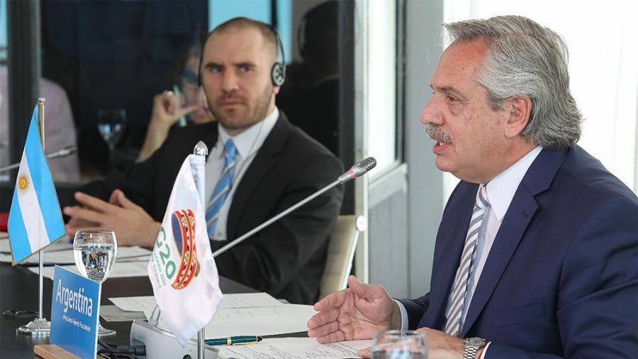 """Fernández, en el G20: """"Hay una gran oportunidad para que cambiemos el modo en que el mundo funciona"""""""