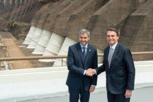 Bolsonaro y Abdo Benítez se reunirán en Foz el próximo martes