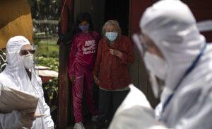 Colombia sumó 8.651 casos de coronavirus y 164 muertos