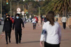 Otras 125 personas murieron y 6.680 contrajeron coronavirus en el país