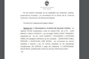Corrientes: duro revés judicial para Intendente acusado de robar un celular en Mburucuyá