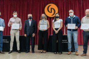 Pusieron en funciones a docentes que concursaron en el Dachary