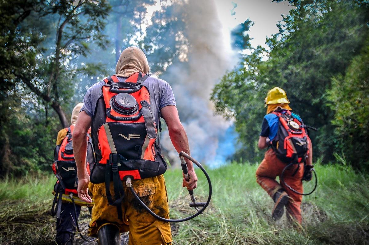 Emergencia Forestal: inician relevamiento de productores afectados por incendios en Corrientes