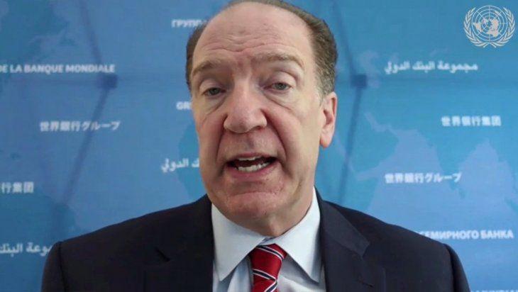 El Banco Mundial instó al G20 a trabajar para aliviar deudas en países vulnerables