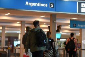 Flexibilización: argentinos no residentes no deberán hacer cuarentena al ingresar al país