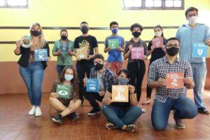 Foro ODS Misiones: brindaron talleres educativos a jóvenes de San Javier y Salto Encantado