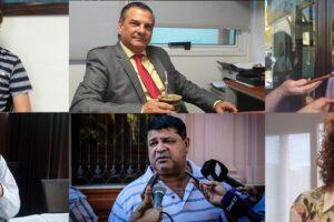 Productores y dirigentes opositores piden al Gobierno que actúe contra la toma de tierras