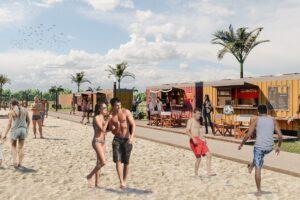 Verano: Posadas estrena playa con protocolos