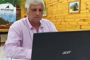 Guillermo Fachinello fue reelecto presidente de APICOFOM