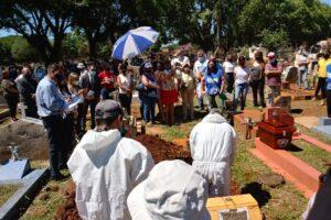 Restituyeron los restos de Arturo Franzen y Manuel Parodi Ocampo, víctimas de la Masacre de Margarita Belén