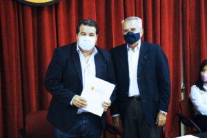 El Doctor en Derecho, Leonardo Villafañe, será el nuevo director de la Especialización en Derecho Procesal de la UGD