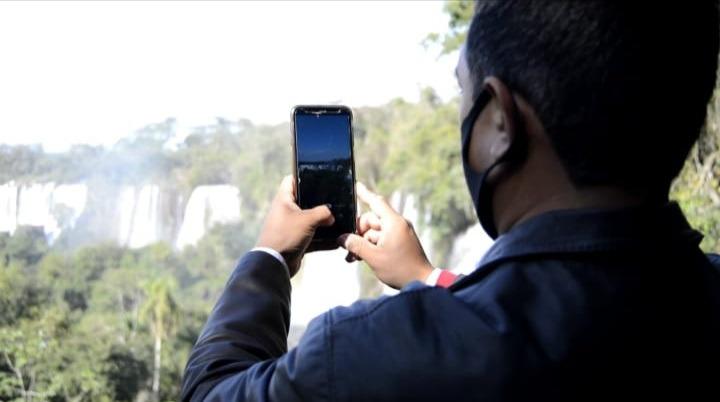 Se movilizaron 6 millones de turistas por el país desde el inicio de la temporada