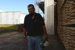 """Stuart Navajas, de Forestal Las Marías: """"Exportamos 100 contenedores por mes y podrían ser 200 si aumentamos producción"""""""