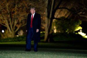 Trump fue absuelto en el juicio político por el asalto al Capitolio