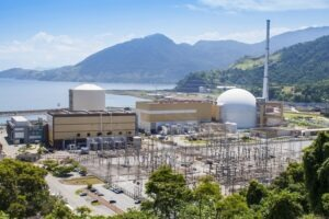 Photo of Nuclear Power Station in Angra dos Reis, Brazil